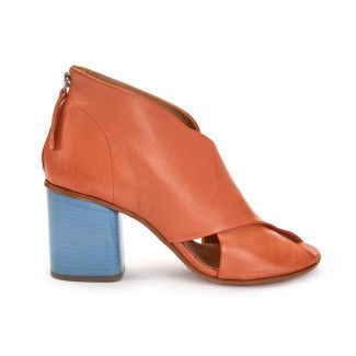 Sandały damskie APIA Minoza Papaya