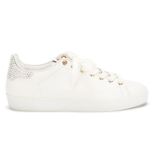 Sneakersy damskie HOGL 0-180350 Glammy Weiss - APIA 18a0bc486d