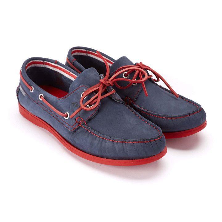 7e873b6f9b73e Półbuty żeglarskie męskie styl sportowy - wyjątkowe obuwie -styl sportowy -  APIA