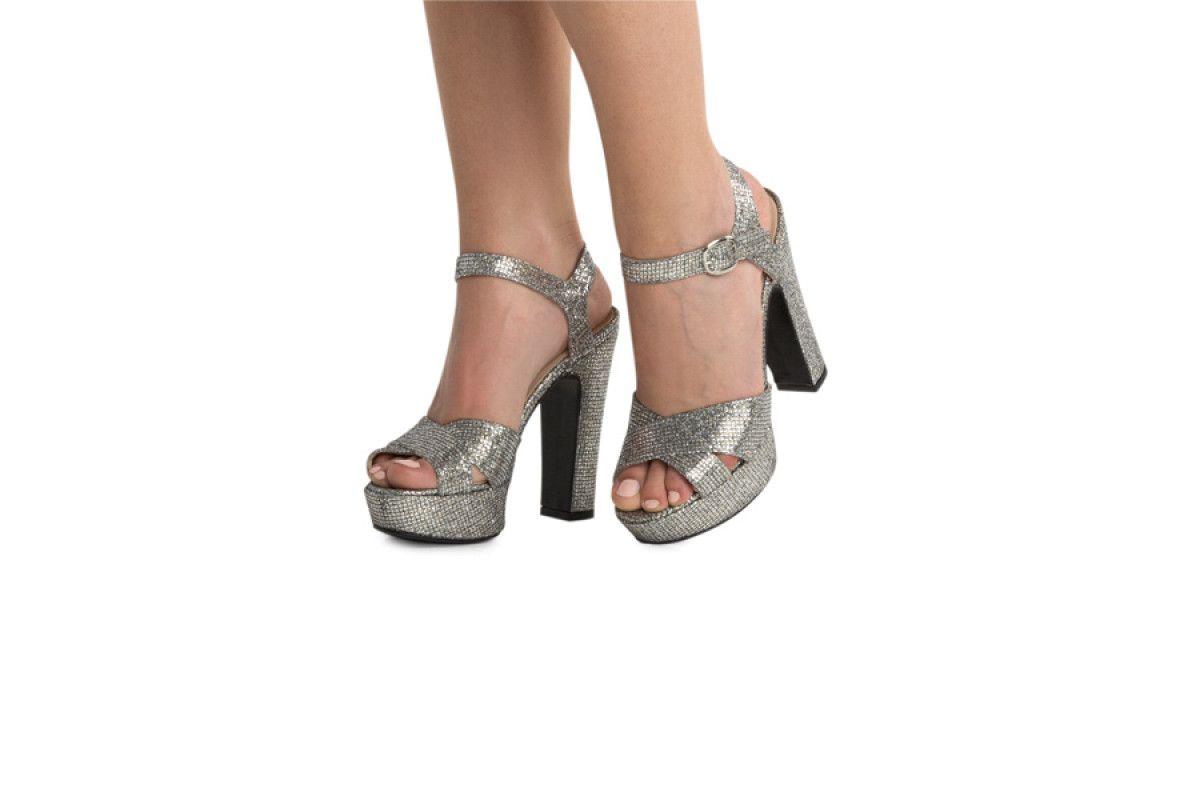 Sandały damskie APIA PE 4598 Lexy Argento