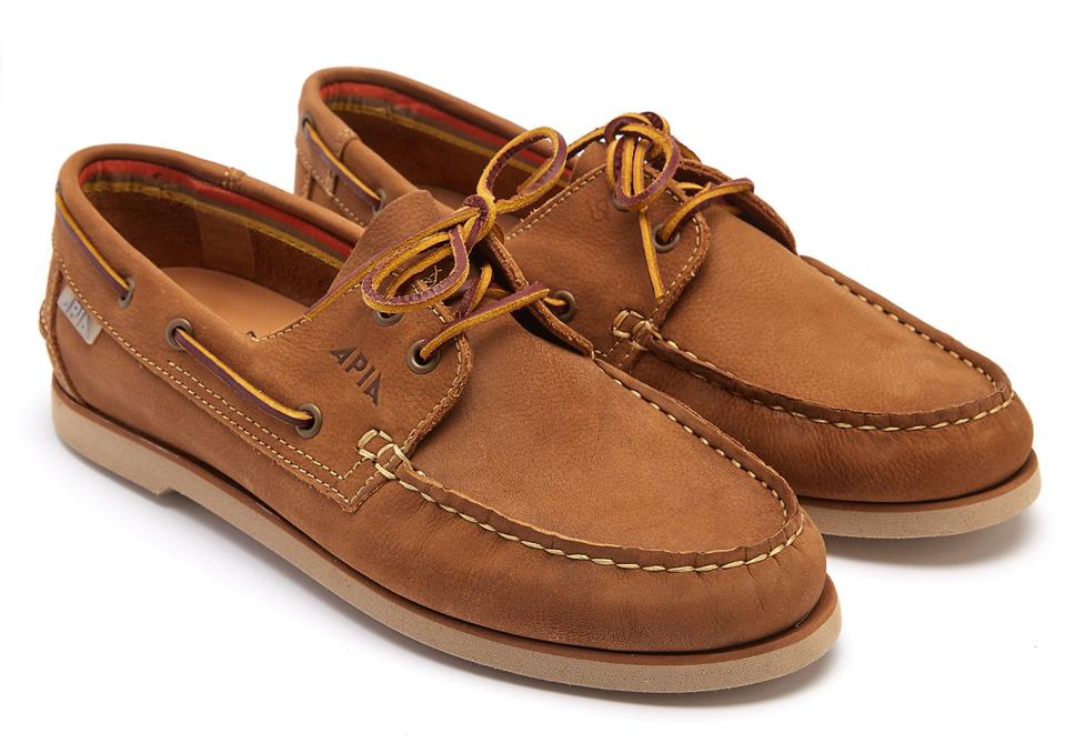 APIA buty żeglarskie 77 Racing Montana Beige