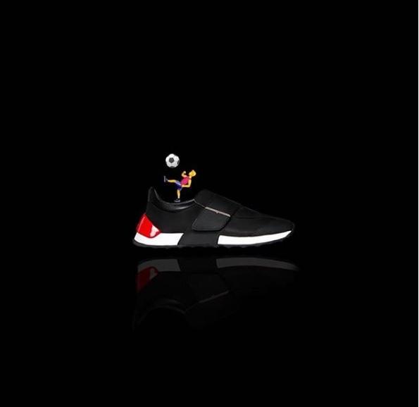 sneakersy Alberto Guardiani kolekcja APIA