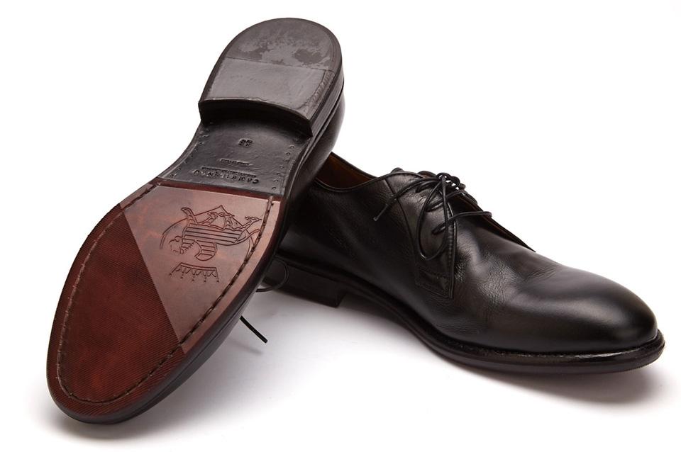 Apia eleganckie klasyczne półbuty męskie biznesowe