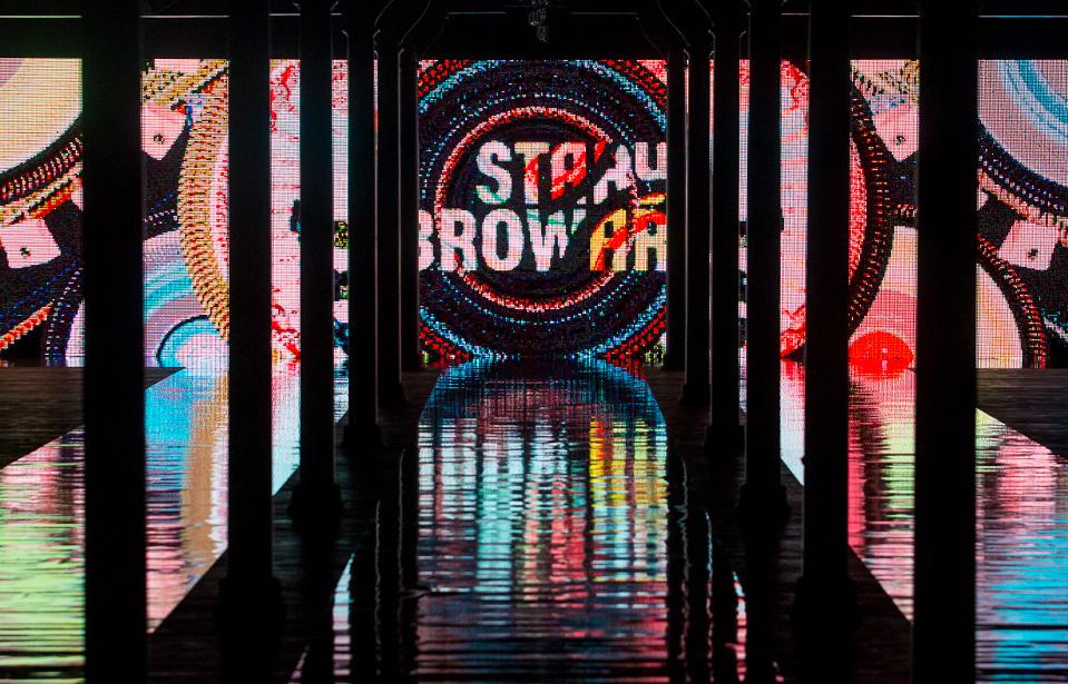 Stary Browar pokaz APIA Solar