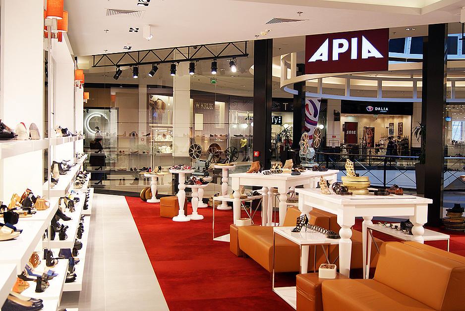 buty APIA Wrocław