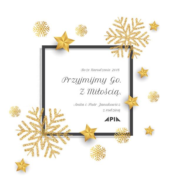 Święta Bożego Narodzenia APIA