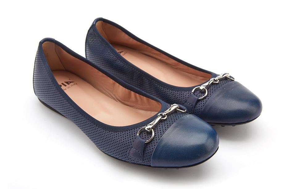 baleriny APIA Cloe Blu