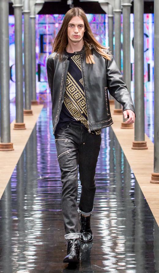 botki Ghost APIA look Versace
