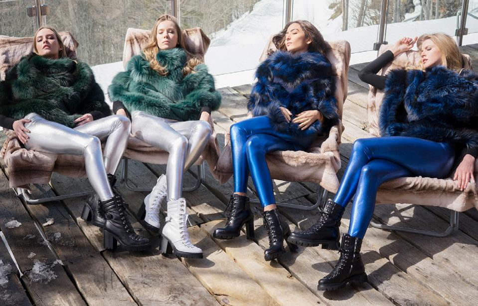 botki luksusowe trapery Nando Muzi kolekcja butów APIA