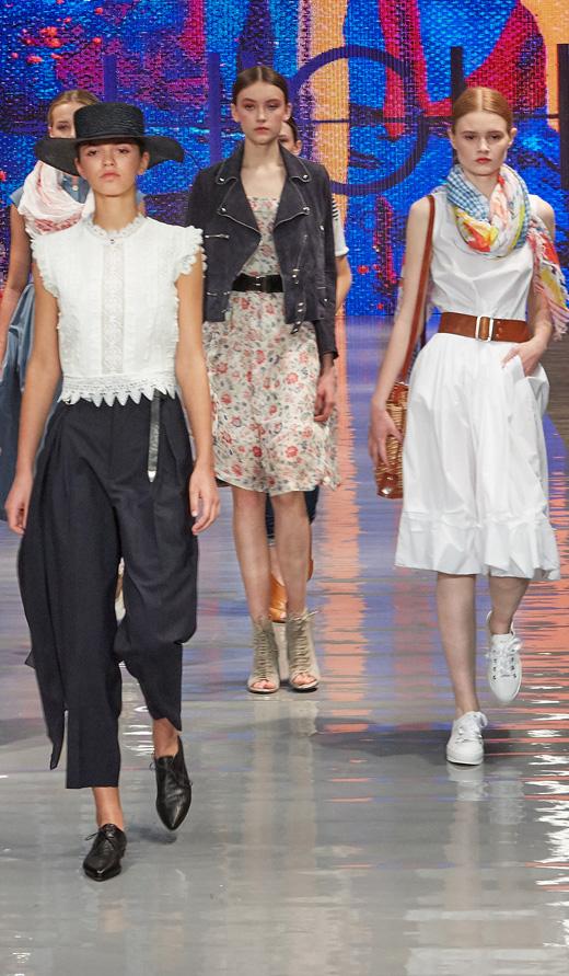 butyAPIA kolekcja WL19 pokaz mody