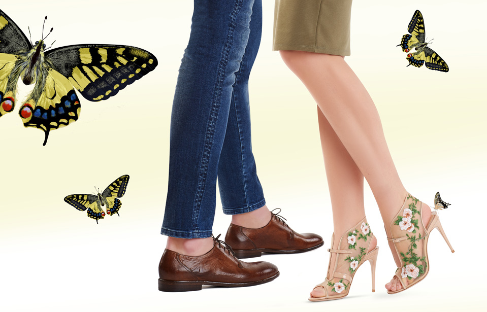 luksusowe buty APIA paź królowej kolekcja APIA ss18