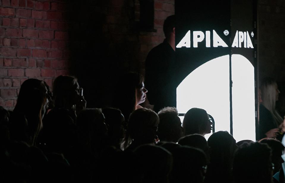pokaz mody APIA La Promesse