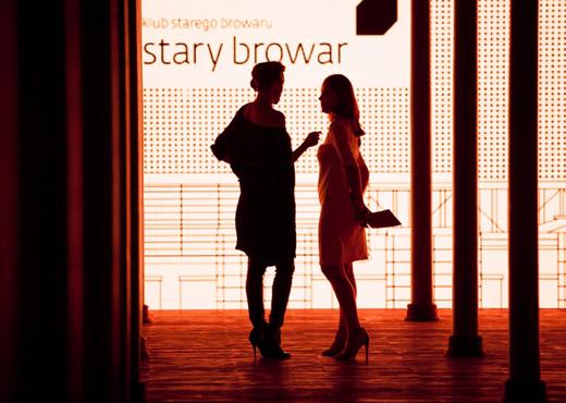 pokaz kolekcji butów APIA Stary Browar Poznań