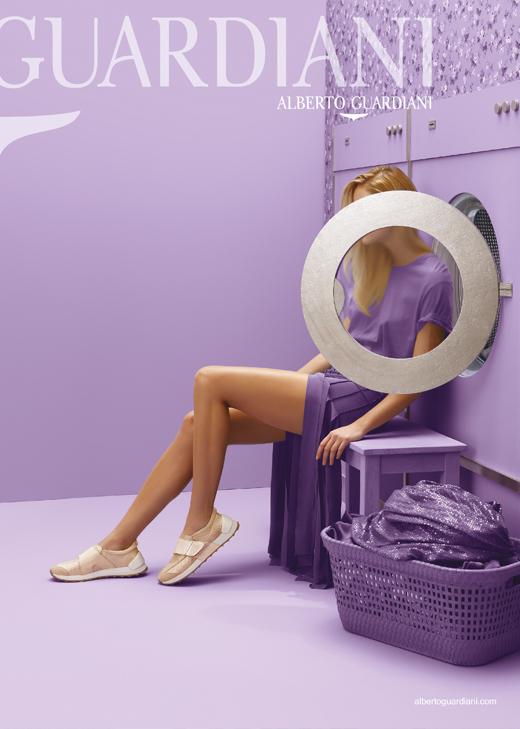 sneakersy damskie Onesoul Alberto Guardiani SS18 kolekcja APIA