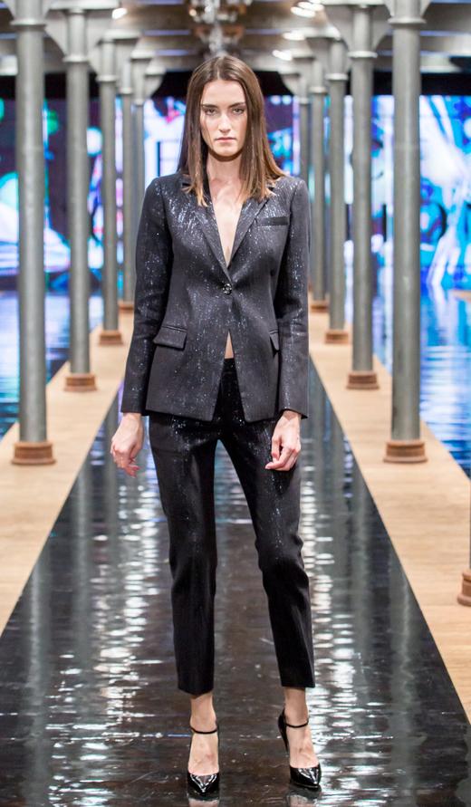szpilki Nando Muzi APIA garnitur Versace