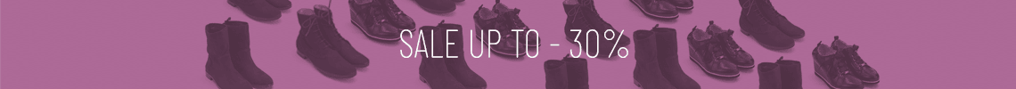 sale up to -30%